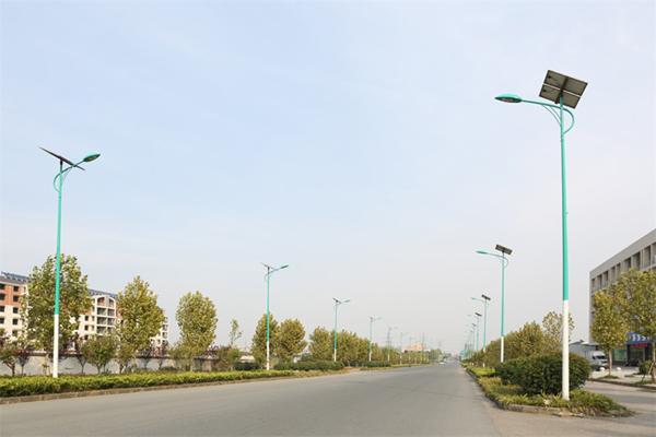 路灯工程案例2