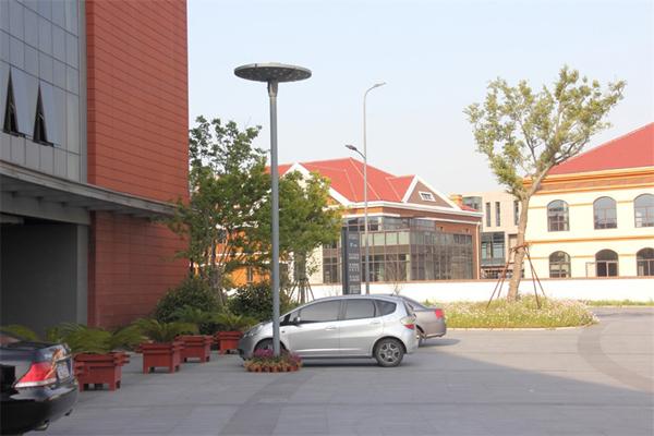 路灯工程案例6